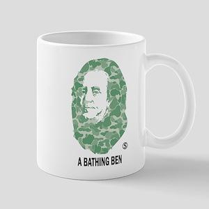 A Bathing Ben (Light) Mug