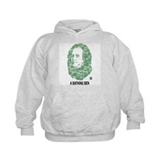 A Bathing Ben (Light) Kids Hoodie