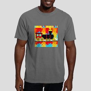 Fun Locomotive Choo Choo Train T-Shirt