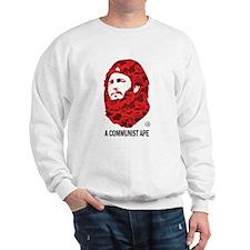 A Communist Ape (Light) Sweatshirt