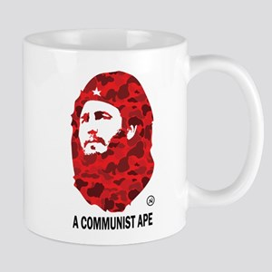 A Communist Ape (Light) Mug