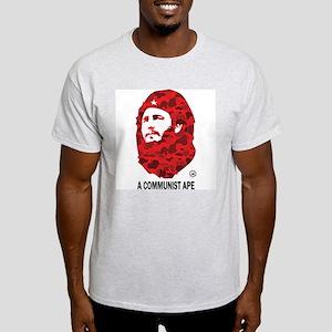 A Communist Ape (Light) Light T-Shirt