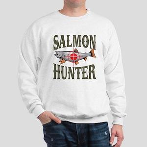 Salmon Hunter Sweatshirt