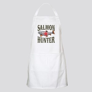 Salmon Hunter BBQ Apron
