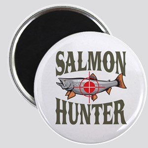 Salmon Hunter Magnet