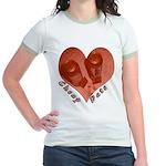 Cheap Date Jr. Ringer T-Shirt
