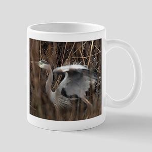 Foggy Birds 3 Mug