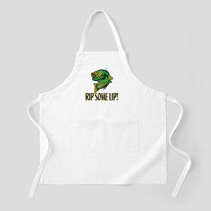 Rip Some Lip BBQ Apron