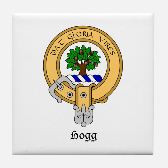 Hogg Tile Coaster