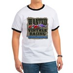 Wanted Vintage Racing Ringer T