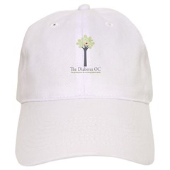 Diabetes OC Baseball Cap
