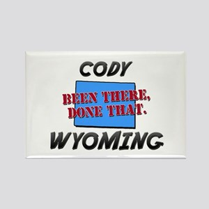 cody wyoming - been there, done that Rectangle Mag