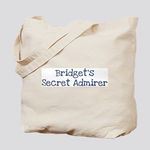 Bridgets secret admirer Tote Bag