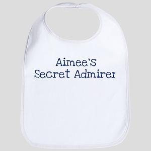Aimees secret admirer Bib