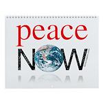 Peace Now Wall Calendar
