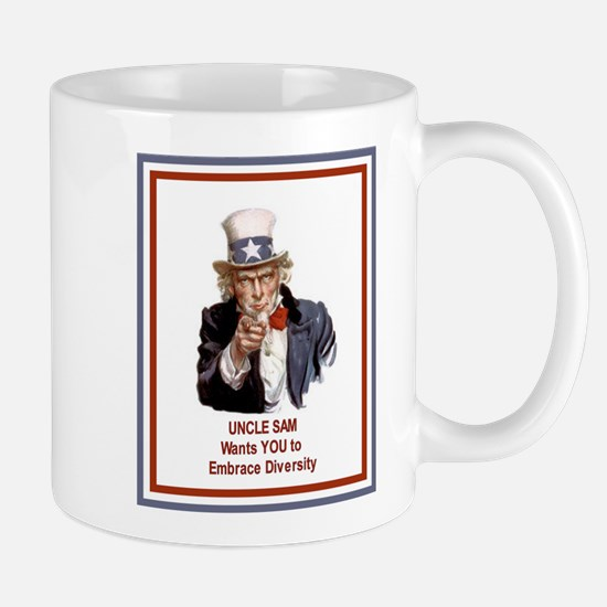 Embrace Diversity2 Mug