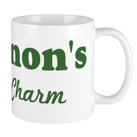 Shannons Lucky Charm Mug