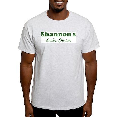 Shannons Lucky Charm Light T-Shirt