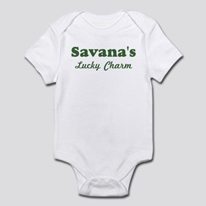 Savanas Lucky Charm Infant Bodysuit