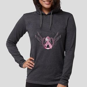 Awareness Tribal Pink Long Sleeve T-Shirt