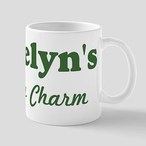 Roselyns Lucky Charm Mug