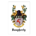 Daugherty Coat of Arms Postcards (Package of 8)