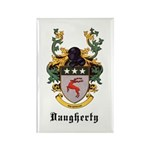 Daugherty Coat of Arms Rectangle Magnet (100 pack)