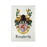 Daugherty Coat of Arms Rectangle Magnet