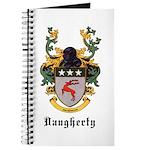 Daugherty Coat of Arms Journal