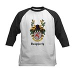 Daugherty Coat of Arms Kids Baseball Jersey