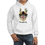 Daugherty Coat of Arms Hooded Sweatshirt