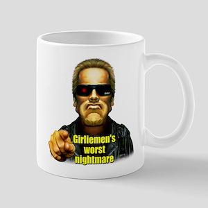 Girliemen's Worst Nightmare Mug