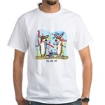 Painting Fun Corgis TeeShirt
