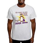 Superhero Corgi Light T-Shirt