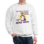 Superhero Corgi Sweatshirt