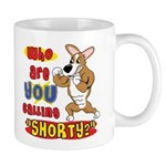 Not So Short Corgi Mug