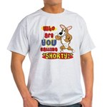 Not So Short Corgi Light T-Shirt