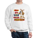 Not So Short Corgi Sweatshirt