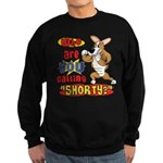 Not So Short Corgi Sweatshirt (dark)
