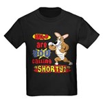 Not So Short Corgi Kids Dark T-Shirt