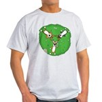Summer Corgi Trio Light T-Shirt
