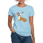 Corgi Bee Women's Light T-Shirt