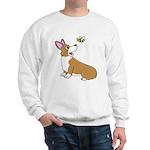 Corgi Bee Sweatshirt