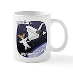 Space Corgi Mug