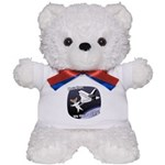 Space Corgi Teddy Bear