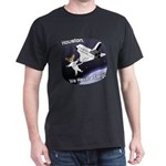 Space Corgi Dark T-Shirt