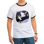 Space Corgi Ringer T