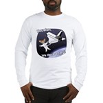 Space Corgi Long Sleeve T-Shirt