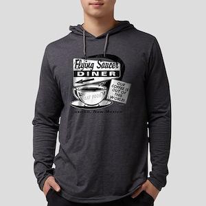 Flying Saucer Diner Long Sleeve T-Shirt