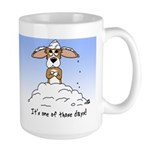 Corgi Bad Day Large Mug